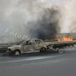 incendiu auto A1 (18)