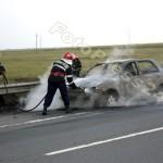 incendiu auto A1 (32)