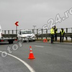 ACCIDENT CU MASINA POLITIEI KM 106 A1 PASARELA CAREFOUR (19)