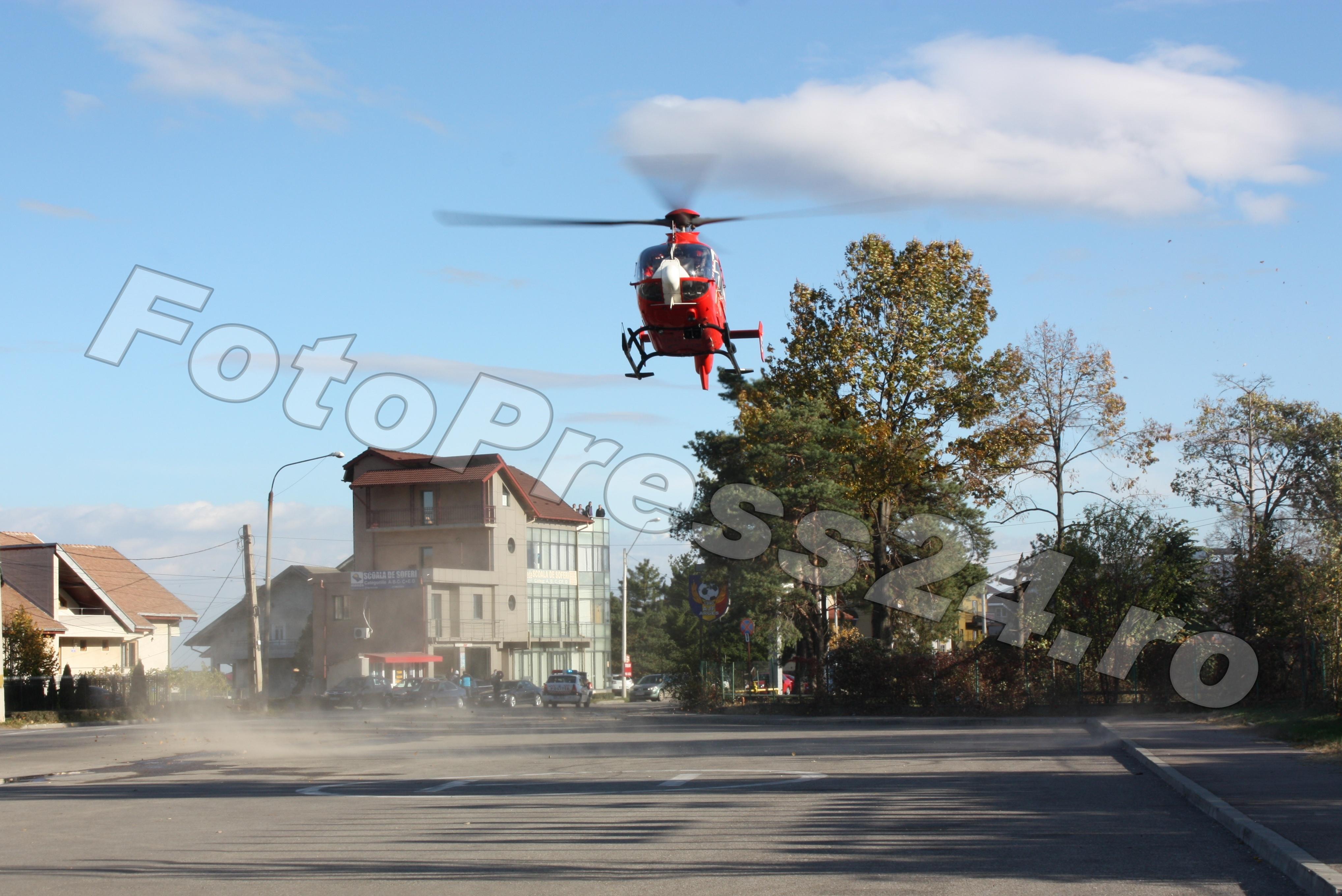 elicopter smurd pitesti