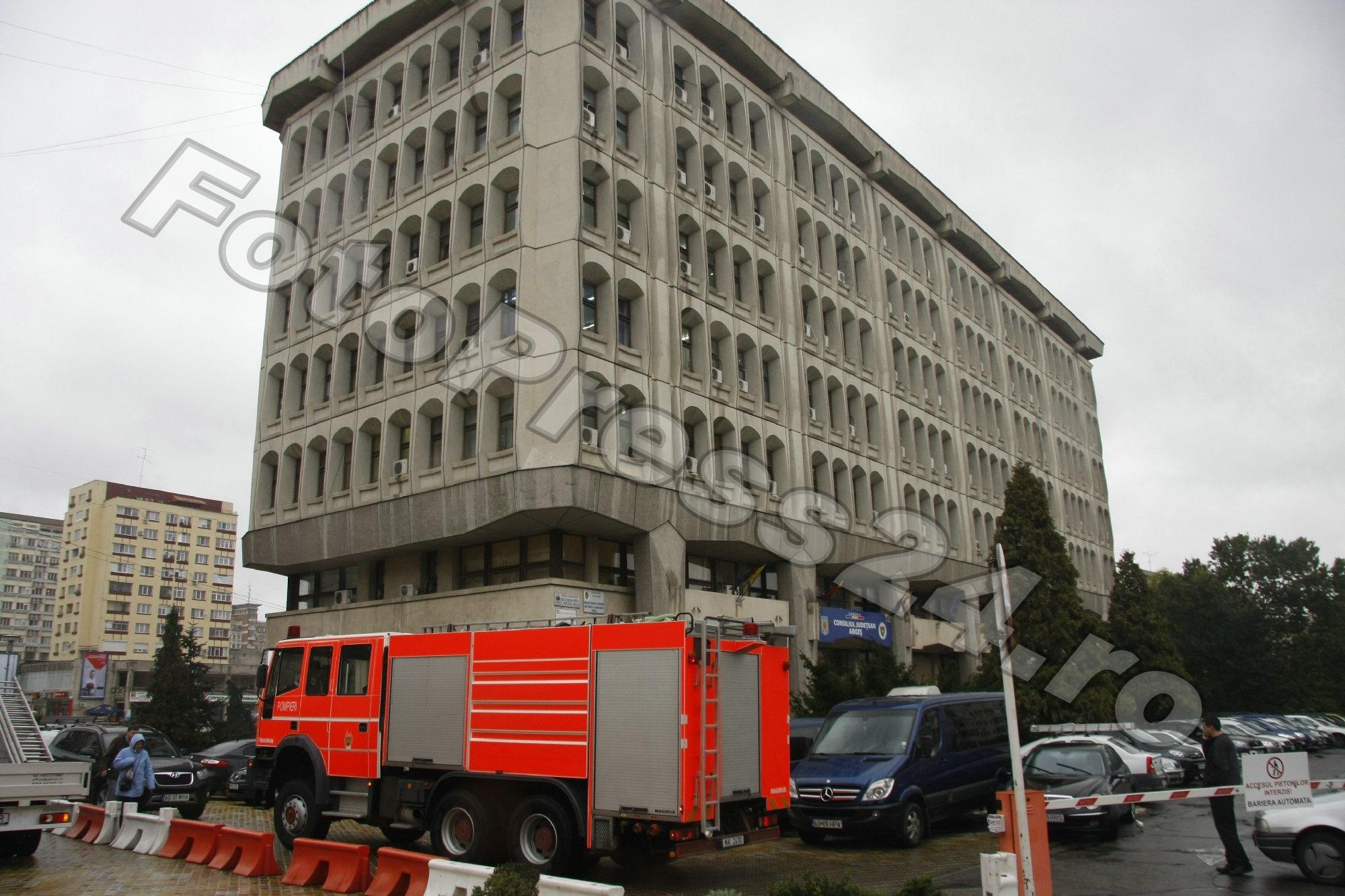 incendiu transformator