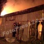 incendiu garaj bascov (1)