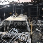 incendiu garaj bascov (10)