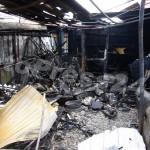incendiu garaj bascov (11)