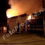 incendiu garaj bascov (2)