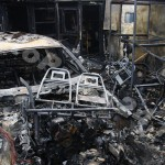 incendiu garaj bascov (9)