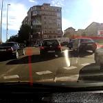 scandal in traffic prundu