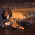accident trecere pietoni -foto Mihai Neacsu