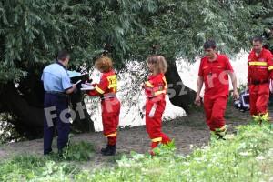 inecata-riul Arges-FotoPress24.ro Mihai Neacsu  (1)