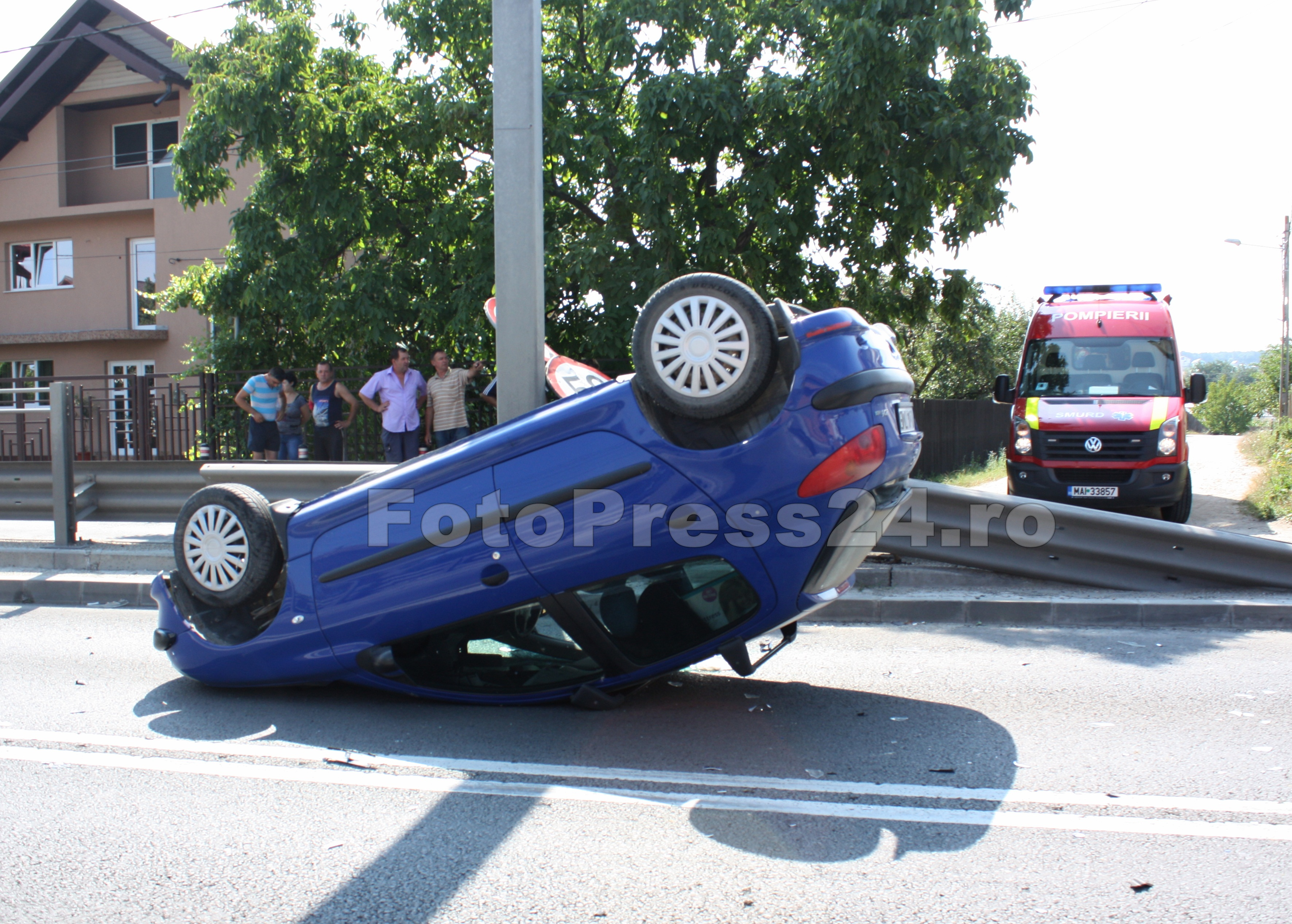 accident-bascov pasaj-FotoPress24.ro-Mihai Neacsu  (1)