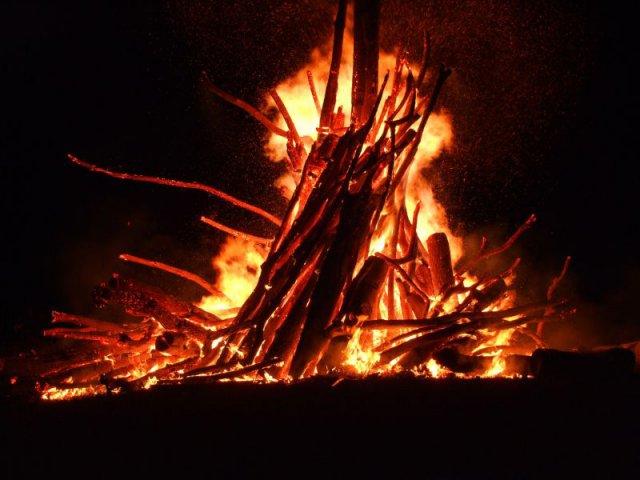 """Sărbătoarea """"Focul lui Sumedru"""""""