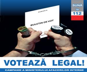 foto Voteaza legal