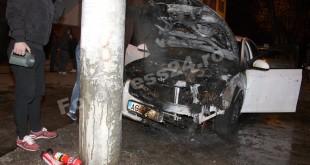 incendiu auto Tudor Vladimirescu-FotoPress24 (20)