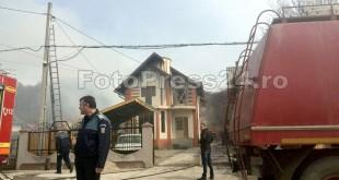 incendiu anexa casa cosesti-fotopress24 (2)