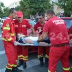 Accident o victima Craiovei-fotopress24 (3)