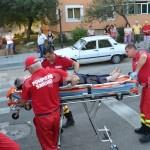 Accident o victima Craiovei-fotopress24 (5)