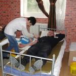 Jandarmii argeşeni au donat  sânge -fotopress24 (2)