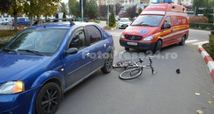 accident cu biciclist mioveni-fotopress24 (1)
