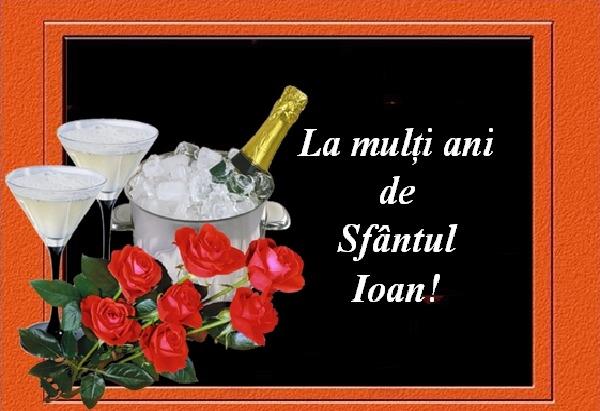 """felicitari de onomastica sf ion La mulţi ani"""" pentru cei care își sărbătoresc onomastica de  felicitari de onomastica sf ion"""