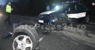 accident politia locala pitesti-fotopress24 (4)