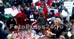 protest sistemul sanitar pitesti-fotopress24 (17)