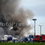incendiu Drumul 23 în spatele Arpechim-FotoPress24 (1)