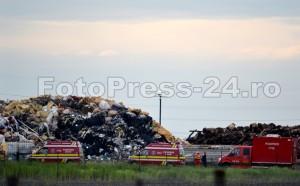 incendiu Drumul 23 în spatele Arpechim-FotoPress24 (15)