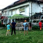 incendiu magazin domnesti-fotopress24ro (2)