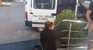 femeie ridicata de politia local-fotopress-24ro (3)