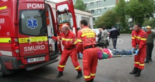 femeie lovita pe trecere-fotopress24.ro