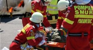 Explozie casa Balotesti-fotopress-24ro