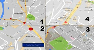 harta rutiera 1 decembrie 2016-fotopress-24ro