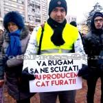 Protest  impotriva gratierilor -FotoPtress-24ro (1)