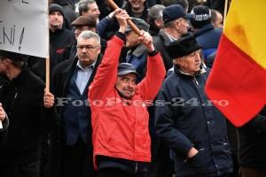 Miting de sustinere a PSD-ului, organizat la Pitesti -FotoPress-24ro (28)