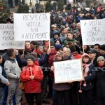 Miting de sustinere a PSD-ului, organizat la Pitesti -FotoPress-24ro (30)