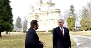 Ambasador SUA Manastire