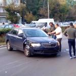 Accident o victima Calea Bucuresti (3)