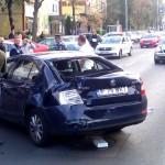 Accident o victima Calea Bucuresti (4)