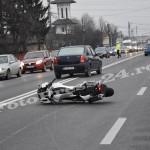 Accident motocicleta deputat Radu Vasilica -Maracineni FotoPress-24ro (2)
