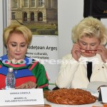 Petre Daea  si Olguta Vasilescu la Pitesti (4)