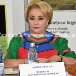 Petre Daea  si Olguta Vasilescu la Pitesti (6)