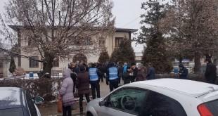 stefanesti protest