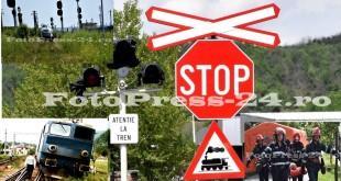 simulare deraiere tren