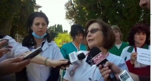 protest spital