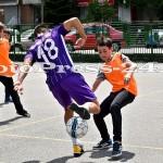 """Micuţii i-au provocat pe fotbalişti la un """"amical"""" în curtea şcolii - fc arges - fotopress-24 (13)"""