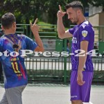 """Micuţii i-au provocat pe fotbalişti la un """"amical"""" în curtea şcolii - fc arges - fotopress-24 (7)"""