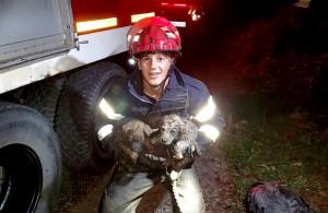 pompier salvator catelusi- brasov