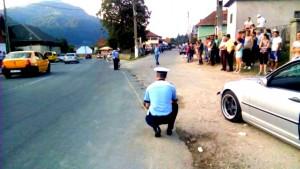 Dragoslavele accident
