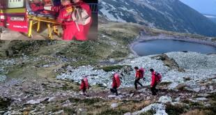 Turista ranita pe munte (1)
