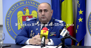 Colonel doctor Gheorghe Lupescu Inspector sef al IJJ Arges (2)